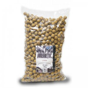 Boilies CARP ONLY Frenetic A.L.T. Játra 5kg